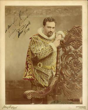 Caruso as the Duke