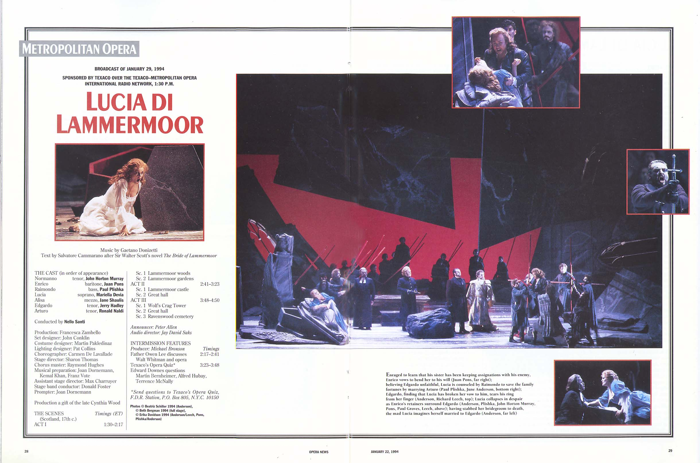 LUCIA DI LAMMERMOOR @  |  |