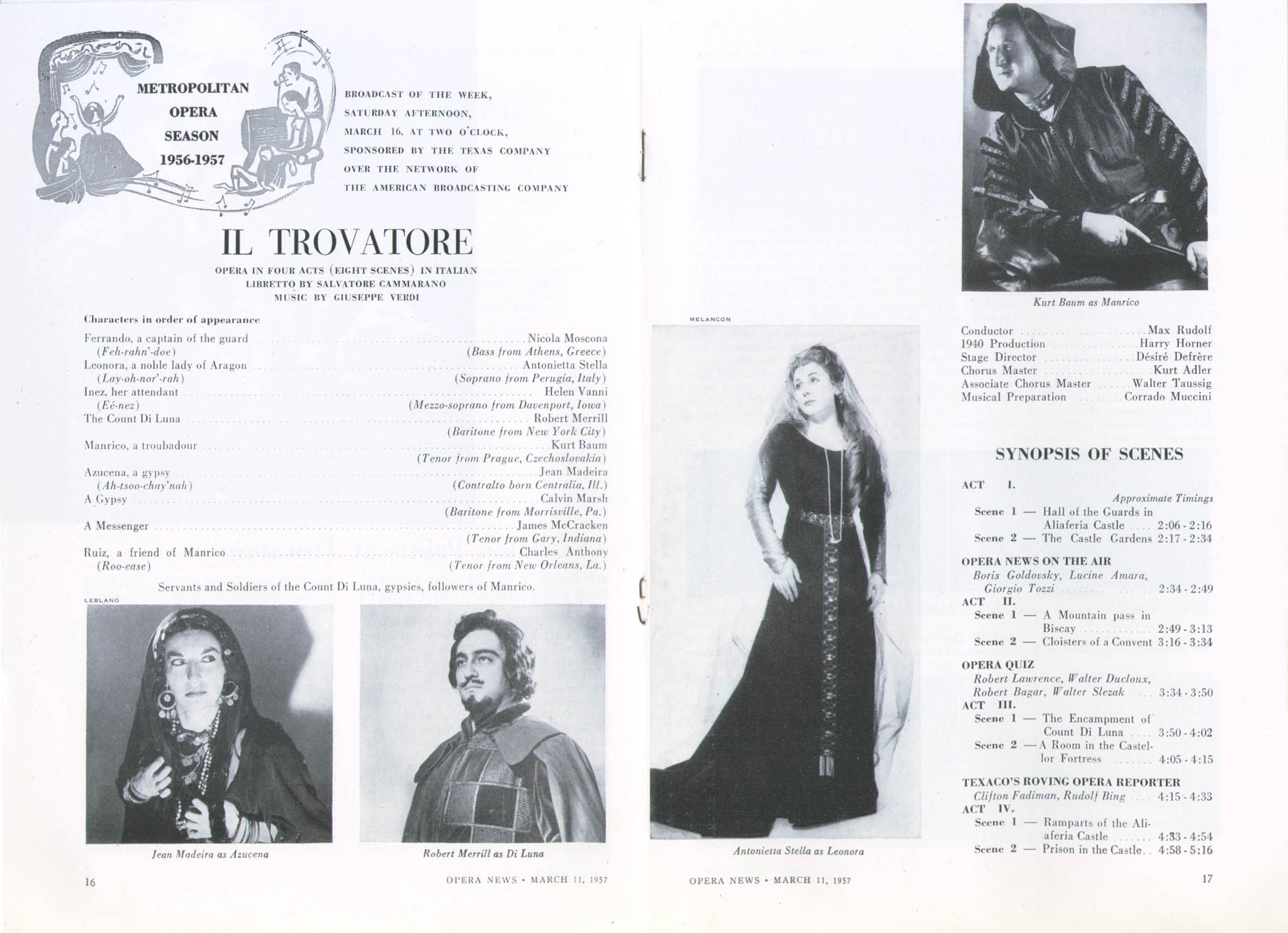 IL TROVATORE @  |  |