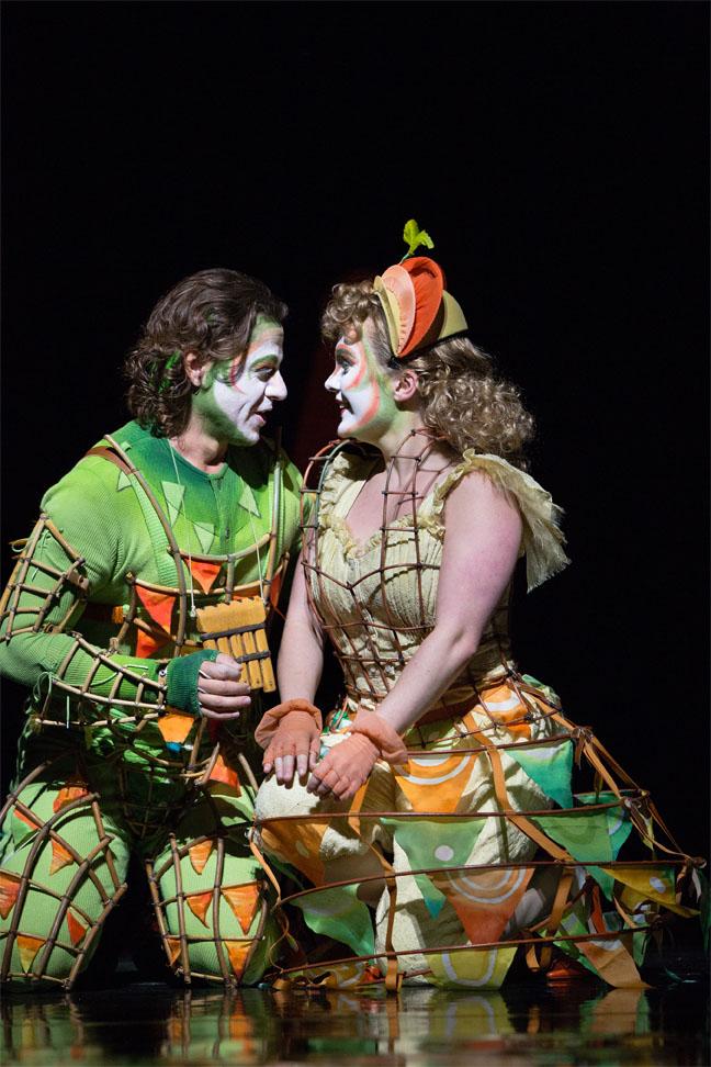 Opera Mozart Papageno